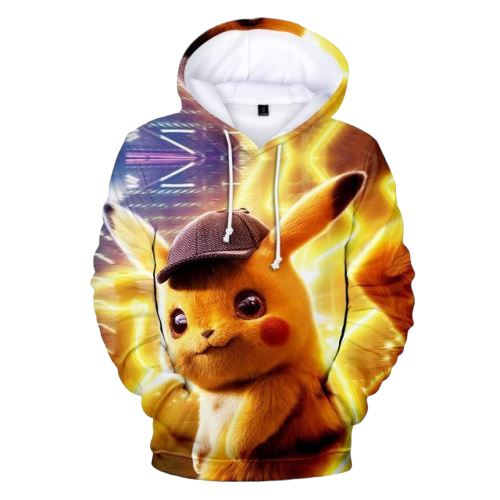 sweat detective pikachu pokemon boutique