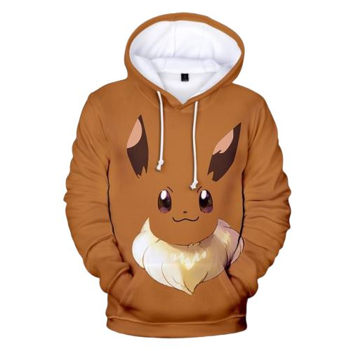 sweat pokemon evoli
