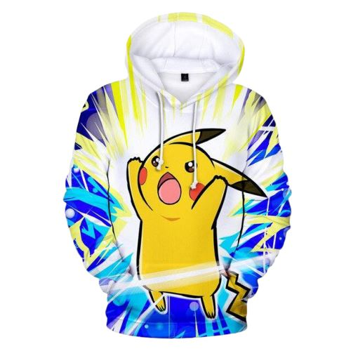 sweat pokemon pikachu attaque eclair