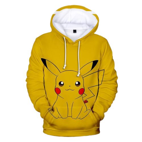 sweat pikachu pokemon boutique