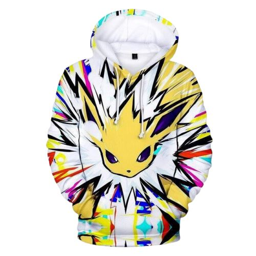 sweat pokemon voltali
