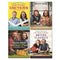 Hairy Bikers 4 Recipe Books Set Collection Including Perfect Pies