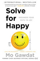 Solve for Happy: Engineer Your Path to Joy Paperback