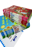 Reading Champions for New Readers 30 Books Set (Beginners Collection Series 2)