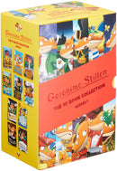 Geronimo Stilton Series 1 Series 2 and Series 3 - 30 Books Collection Box Set