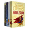 Bernard Cornwell The Grail Quest Collection 4 Books Set Pack Inc 1356, Harlequin...