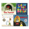 Anthony Browne 4 Book Collection Set Inc Willy The Wimp, The Tunnel, Gorilla