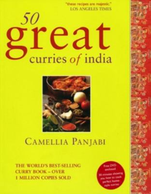 50 Great Curries of India With CD ROM