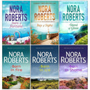 Guardians Trilogy and Concannon Sisters Trilogy Collection 6 Books Set Nora Roberts