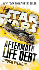 Star Wars Aftermath Trilogy 3 Books Collection Set By Chuck Wendig Life Debt UK
