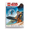 Lego Star Wars Activity Book with Lego Mini Figure