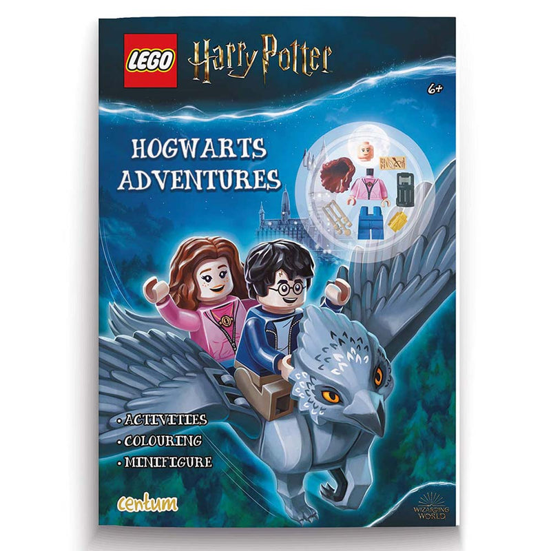 Lego Harry Potter Activity Book with Lego Mini Figure