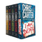 Chris carter Robert Hunter series 5 books collection set,One by One,An Evil Mind