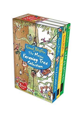 The Magic Faraway Tree Collection 3 Books Box Set By Enid Blyton