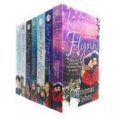 Katie Flynn Christmas Collection 6 Books Set Pack Inc Christmas Candle, Wishes