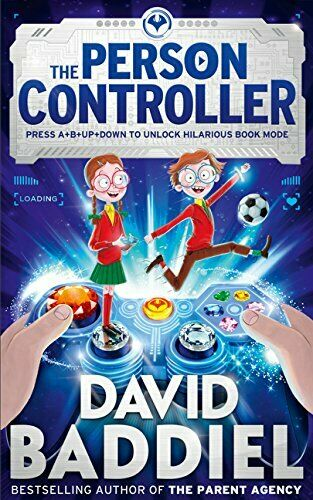 David Baddiel 6 Books Collection Set (The Parent Agency,AniMalcolm,Birthday Boy)