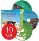 Holly Webb's Puppy Tails Audio Book Collection. 10 CD's.