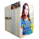 Rivenshaw Saga and Ellindale Series 8 Books Collection Set Pack By Anna Jacobs