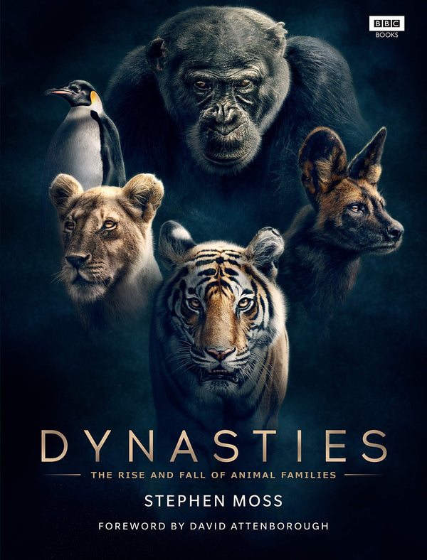 Dynasties The Rise and Fall of Animal Families Stephen Moss David Attenborough