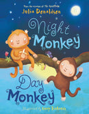 Night Monkey, Day Monkey By Julia Donaldson
