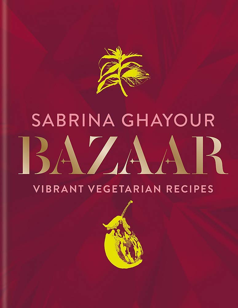 Sabrina Ghayour 2 Books Collection Set Persiana, Bazaar