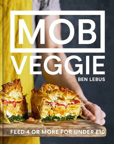 MOB Veggie, Feed 4 Or More For Under £10