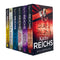 Kathy Reichs Temperance Brennan Series 6 Books Set Collection (Series 1)