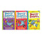 Sam Watkins Darcy Dolphin 3 Books Set Best Birthday Ever, Fintastic Diary