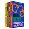 Zack Walker Mystery Series 4 Books Collection Set by Linwood Barclay (Bad Move,Bad Guys,Bad Luck,Bad News)