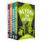 Who Let the Gods Out Series 4 Books Collection Set Pack By Maz Evans