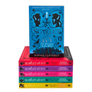 Scarlet and Ivy Collection 6 Books Set By Sophie Cleverly Paperback