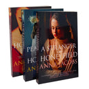 The Honeyfield Series 3 Books Collection Set By Anna Jacobs Fiction Pack