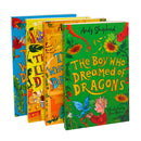 Boy Who Grew Dragons Series 4 Books Collection Set by Andy Shepherd