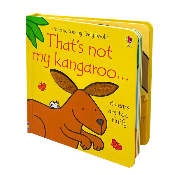 That's Not My Kangaroo (Usborne Touchy-Feely Board Book) By Fiona Watt