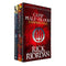 Trials of Apollo Dark Prophecy 3 Books Collection Box Set By Rick Riordan
