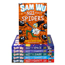 Sam Wu 6 Books Children Collection Box Set By Kevin Tsang & Katie Paperback