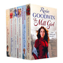 Rosie Goodwin Series 6 Books Collection Set Novel Pack