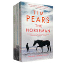 Tim Pears West Country Trilogy 3 Books Collection Set Horseman, Wanderers