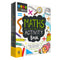 Stem Educational Activity 8 books set, Stem Starters For Kids,  Maths, Engineering, Meteorology,...