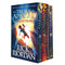 The Trials of Apollo 4 books set By Rick Riordan