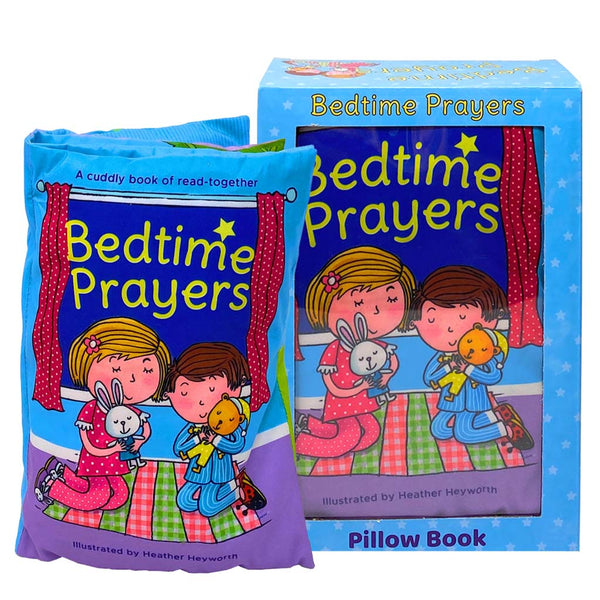 Bedtime Prayers Pillow Book By Heather Heyworth