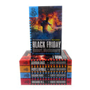 Cherub Series 3 Collection Robert Muchamore 5 Books Set Black Friday Shadow Wave