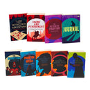 The Great Mystery Collection 8 Books Box Set with a Journal