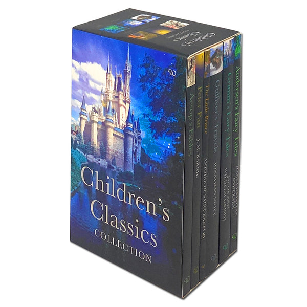 Children's Classics Collection 6 Books Collection Box Set