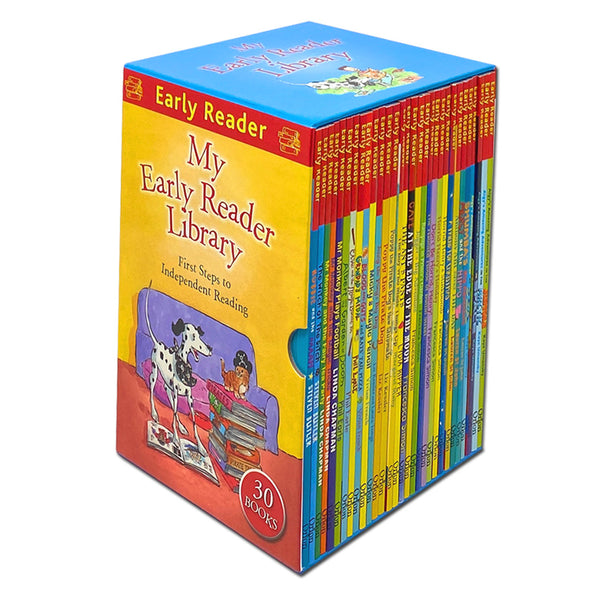 My Early Reader Library Collection 30 Book Set, The Boy Who Made Things Up...