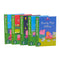 Peppa Pig Read It Yourself Level 2 by Ladybird 5 Books Box Set Collection