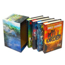 Hardcover The Maze Runner Series 4 Books Set Collection By James Dashner Pack