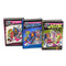 Monster High Ghouls Rule 3 Books Collection Box Set Pack (Ghoulfriends Forever)
