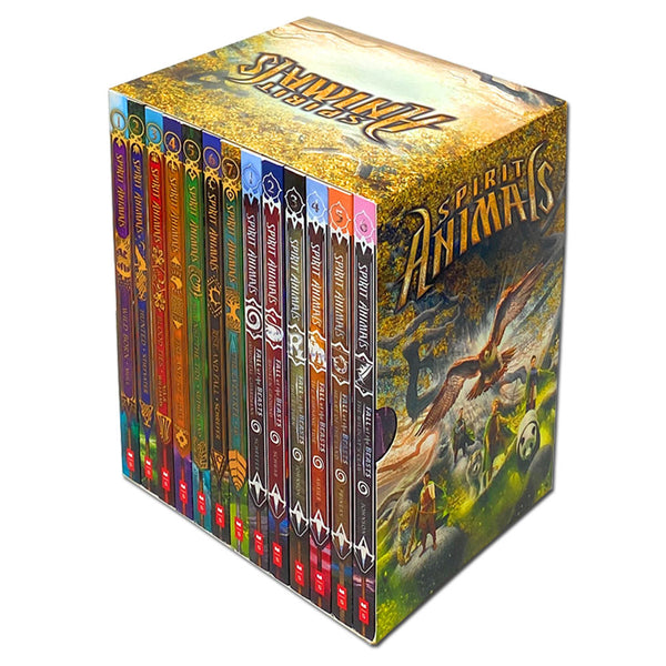Spirit Animals (Series - 1 & 2) 13 Books Children Collection Paperback Box Set