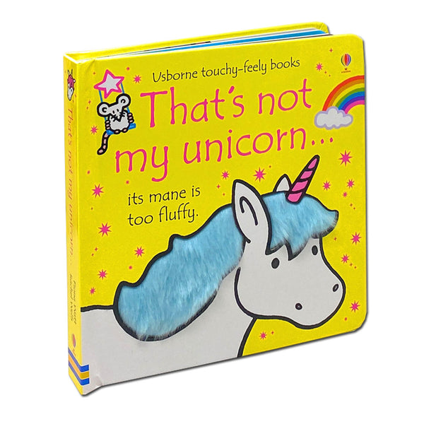 Thats Not My Unicorn (Touchy-Feely Board Books)